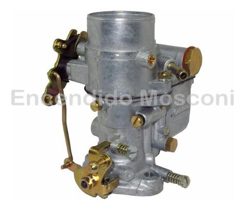 carburador caresa tipo weber fiat 600 750 1 boca 28 mm