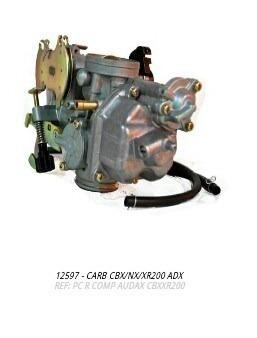 carburador cbx / nx e xr 200