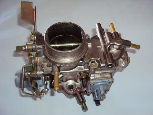 carburador chevete 1.6 alcool solex simples recond sem troca