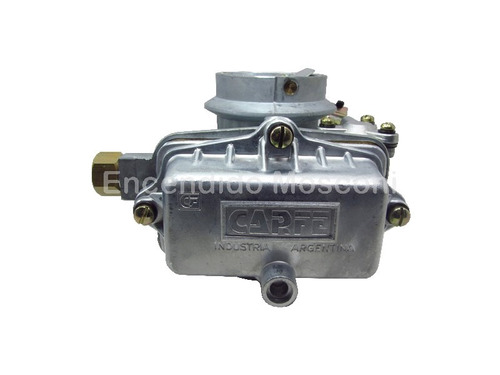 carburador chevrolet 400 1 boca tipo holley caresa