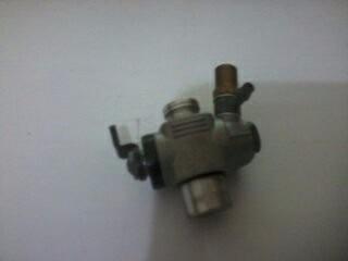 carburador completo do motor thunder tiger 15 pro semi novo