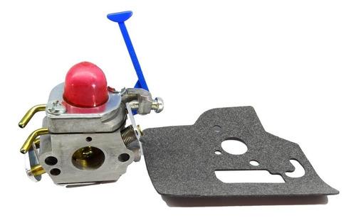 carburador completo para roçadeira husqvarna 128r original