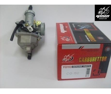 carburador completo sin bomba moto cg 150 rx 150 zr yoyo