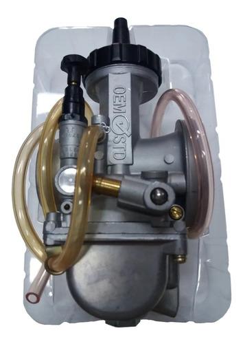 carburador con guillontina competición 36mm imitacion kehin