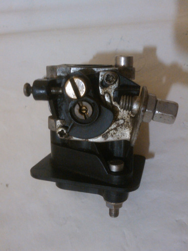 carburador c/soporte d admicion para desmalesadora