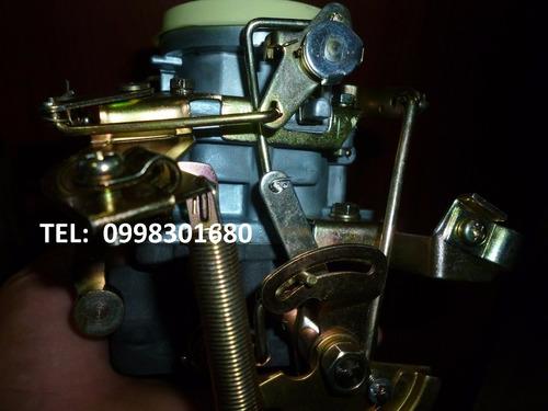 carburador datsun 1500 y nissan 2000 nuevo de paquete