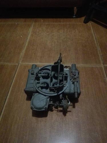 carburador de 4 bocas marca holley