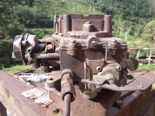 carburador de  ford  302 351