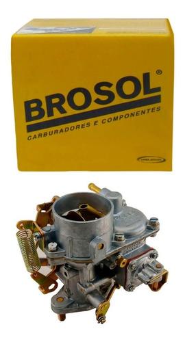 carburador de fusca 1500/1600 h-30pic - novo 100% original
