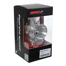 Carburador Fan125 Koso 28mm Preparação Competição #1311