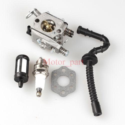 carburador filtro de combustible línea de stihl 021 ms210 02