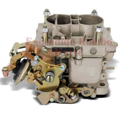 carburador ford escort 1.6 motor cht tipo weber 2 boca