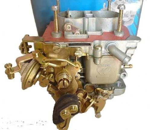 carburador ford weber cht mod.460 alcool - remanufaturado