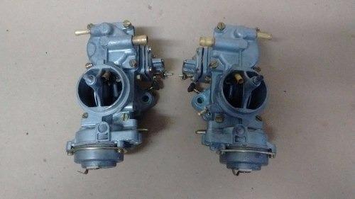 carburador fusca itamar 1600 gas. lado esquerdo