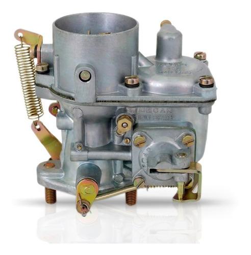 carburador fusca kombi variant 1600 gas simples + stop up