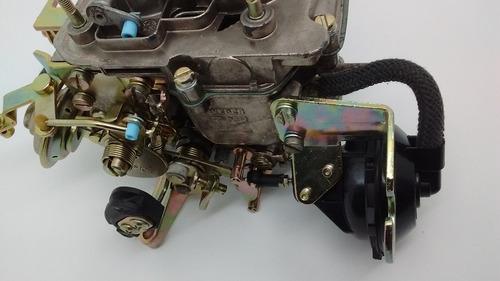 carburador gol 1.6 cht alcool - weber 460