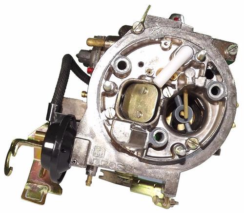 carburador gol quadrado para turbo 2e ap motor álcool brosol