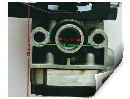 carburador gx35 desbrozadora, sopladora, podadora p honda