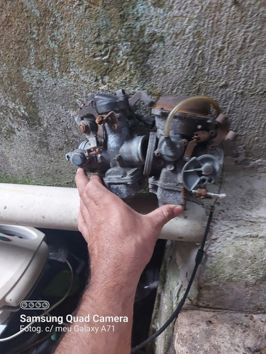 carburador honda xlx350r e sahara