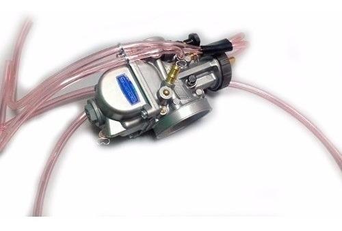 carburador keihin pwk 38 mm flat universal 2/4 cuotas