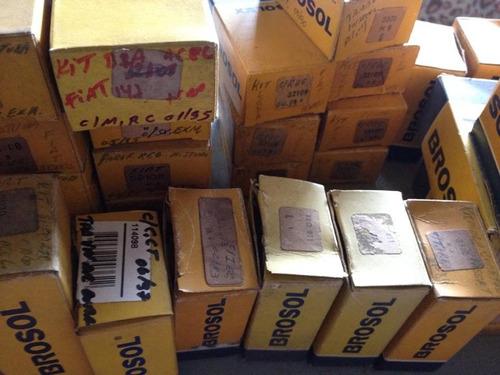carburador - kits / valvulas / agulhas - marca brosol - lote