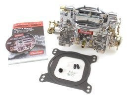 carburador manual secundario edelbrock 1405 performer 600