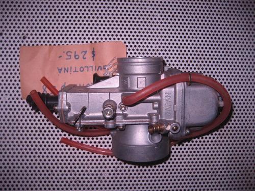 carburador mikuni 38mm japon 0km nuevo del viejo stock