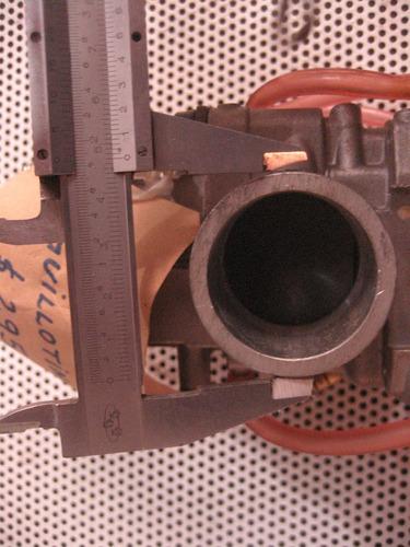 carburador mikuni 38mm japon 0km  ultimo en stock !!!