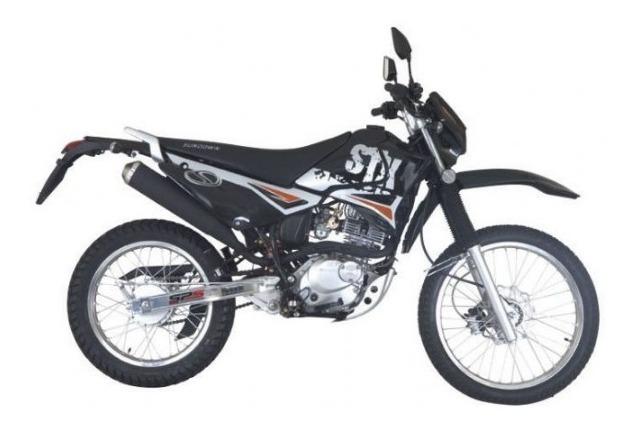 Moto Sundown STX STX Motard 200 por R$5.000,00 em