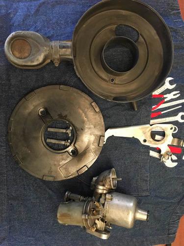carburador mini austin completo
