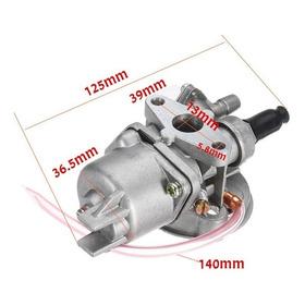 Carburador Mini Moto E Quadriciclo 49cc 47cc 2 Tempo