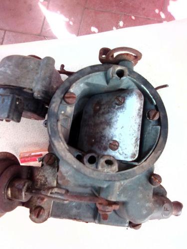 carburador monojet chevrolet 250