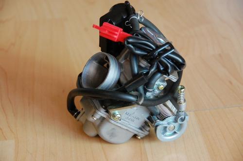carburador motonetas italika vento 125cc 150cc envio gratis