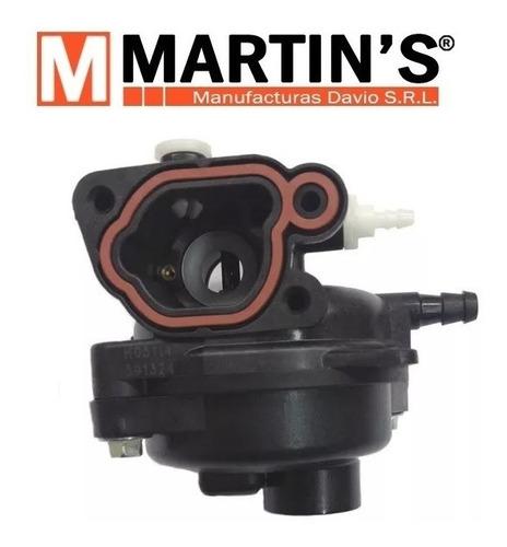 carburador motor briggs & stratton 450 e 450ex 591979 595656