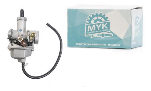 carburador motor cg/cb (classic/gs/speed/gts/dakar/x3m) myk