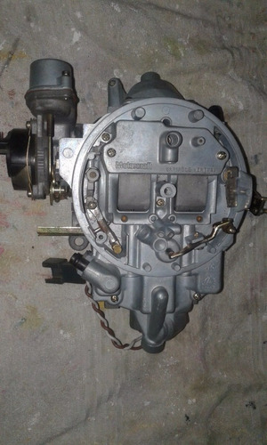 carburador motorcraft venturi variável recondicionad v8 302
