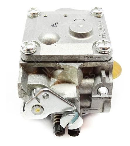 carburador motosserra husqvarna 61 272 268 walbro wj125