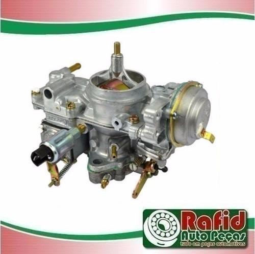 carburador novo kombi 1.6 gasolina 86/95 (direito)