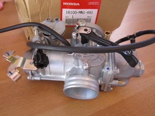 carburador original honda xr 600 1991/2000 bolsa sellada