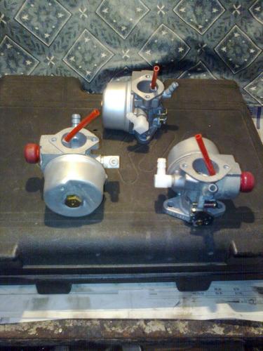carburador p/ adaptar motor branco 3,5 hp min-bug c//cana