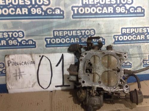 carburador para reconstruir chevrolet cuadra jet 4bocas
