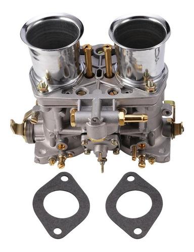 carburador pkw 40-40 idf tipo weber con trompetas