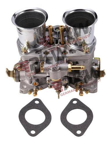 carburador pkw 44-44 idf tipo weber con trompetas