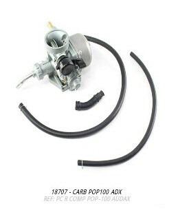 carburador pop100
