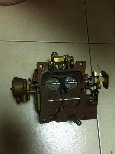 carburador rochester cadillac 57-66 motor 429 4 bocas