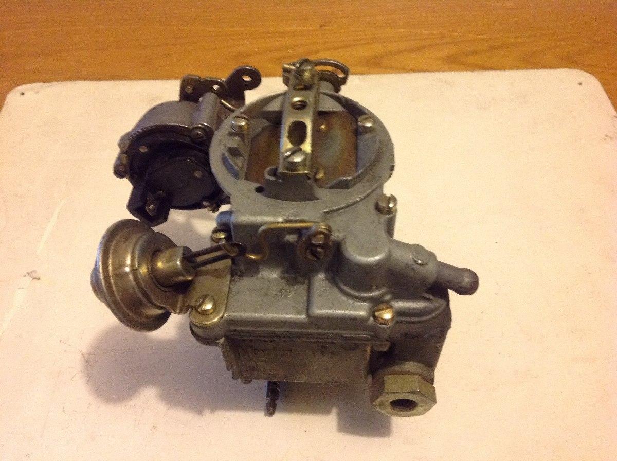 Carburador Rochester Monojet Una Garganta Remanufacturado ...