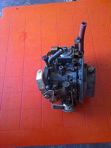 carburador solex 2 bocas