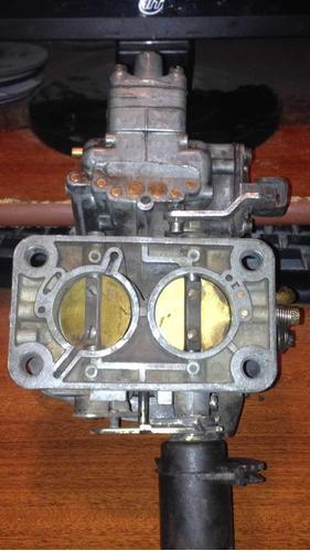 carburador solex 2 bocas.