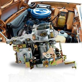 Carburador Solex Duplo Del Rey 1983 Motor Renault Gasolina