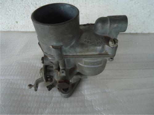 carburador solex ingles sem indentificação- novo - 8077-02d4